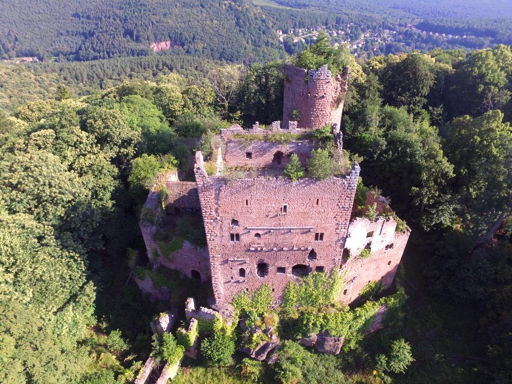 Carte Klingenthal Alsace.15 De Klingenthal Au Mont Sainte Odile Chateaux Forts Alsace