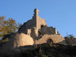 Château du Kagenfels - Crédit : ADT JM Weiss