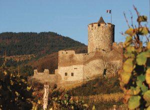 Forteresse du château de Kaysersberg - Crédit : OT Kaysersberg
