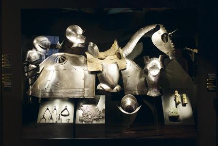 armure chevalier xv et xvi ème siècle