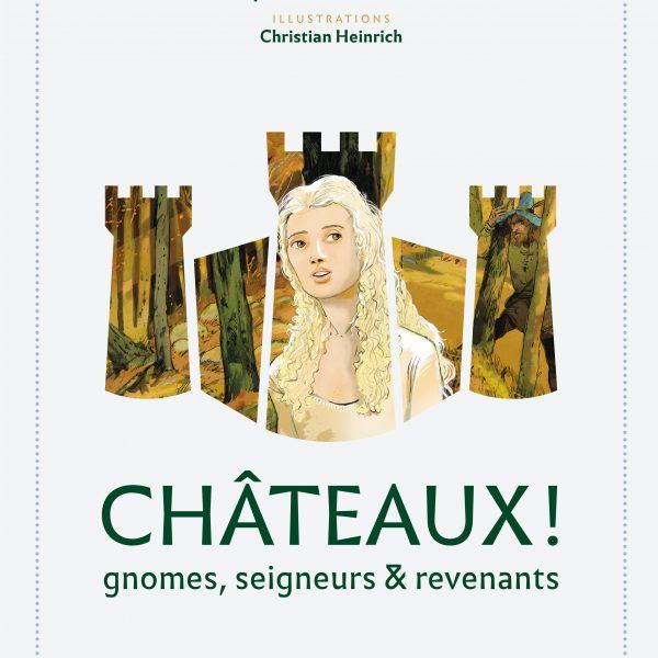 Visuel livre légendes chateaux forts