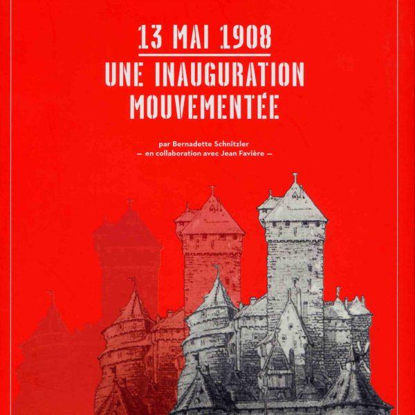 livre chateau Haut Koenigsbourg 1