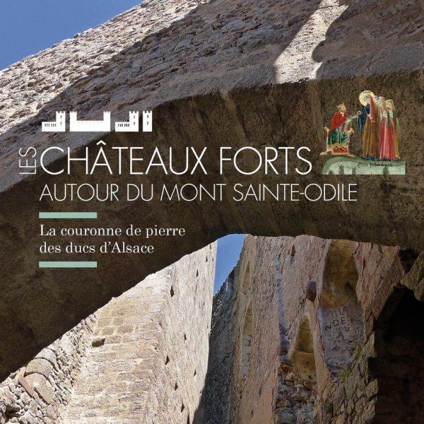 livre Chateaux autour du mont sainte odile